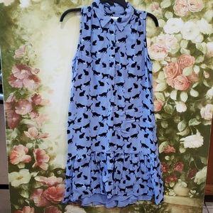 Kate Spade Sz 4 Cat dress